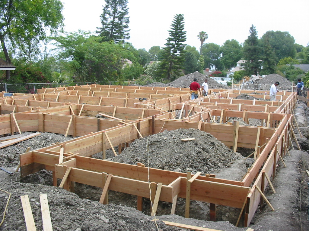 Foundation Forms